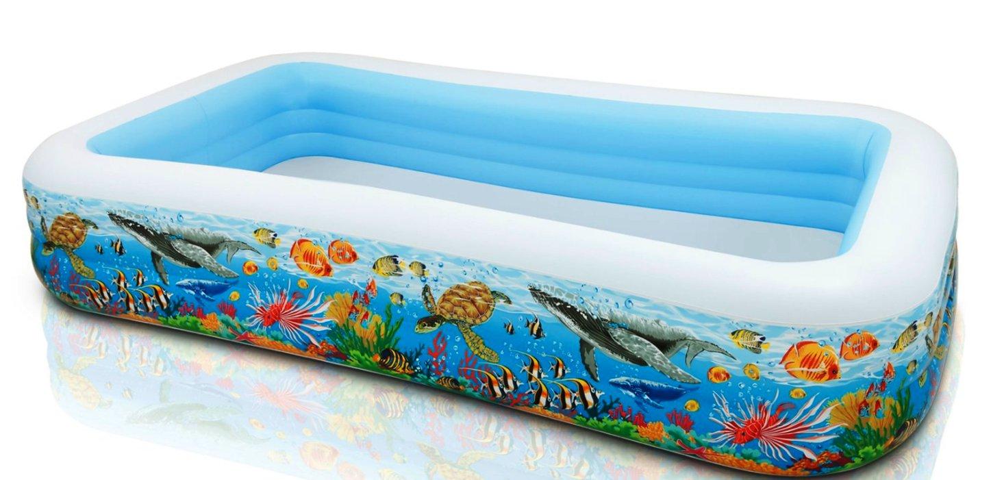 Centrum pływackie Intex 58485 Tropical Reef