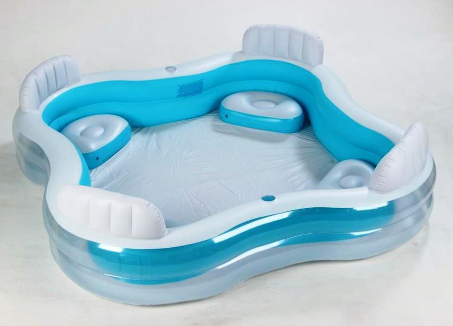 Intex Swim Center Family Lounge 56475
